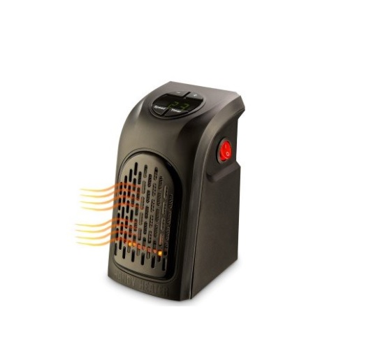 Aeroterma portabila Handy Heater, 350 W, display digital